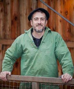 Cagot - Xabi Agote est un descendant des Cathares qui virent en Euskadi